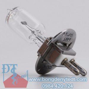 Bóng đèn khe Slit Lamp 12V 30W đế sắt.